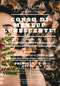 corso make up lunescente
