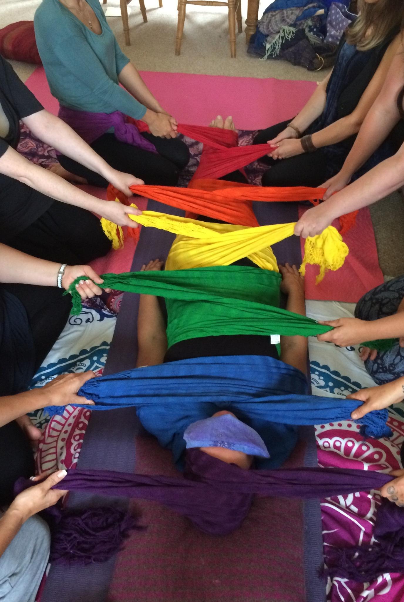 rainbow-rebozos