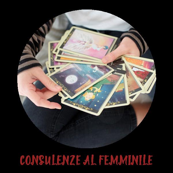 CONSULENZE AL FEMMINILE